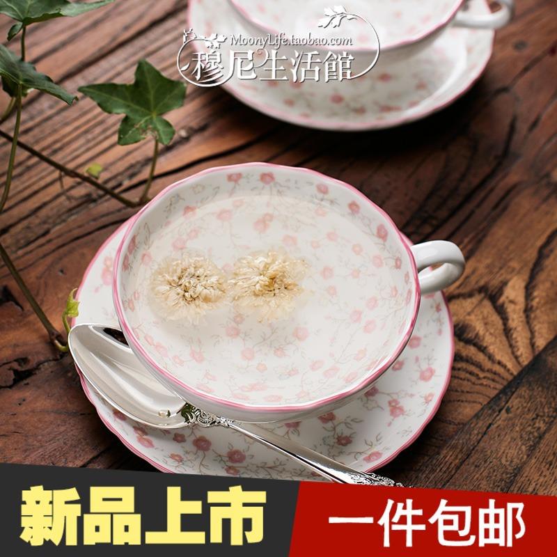 englisch nachmittagstee rose tee 24k goldschnitt sind handgefertigt bone china teeservice tasse. Black Bedroom Furniture Sets. Home Design Ideas