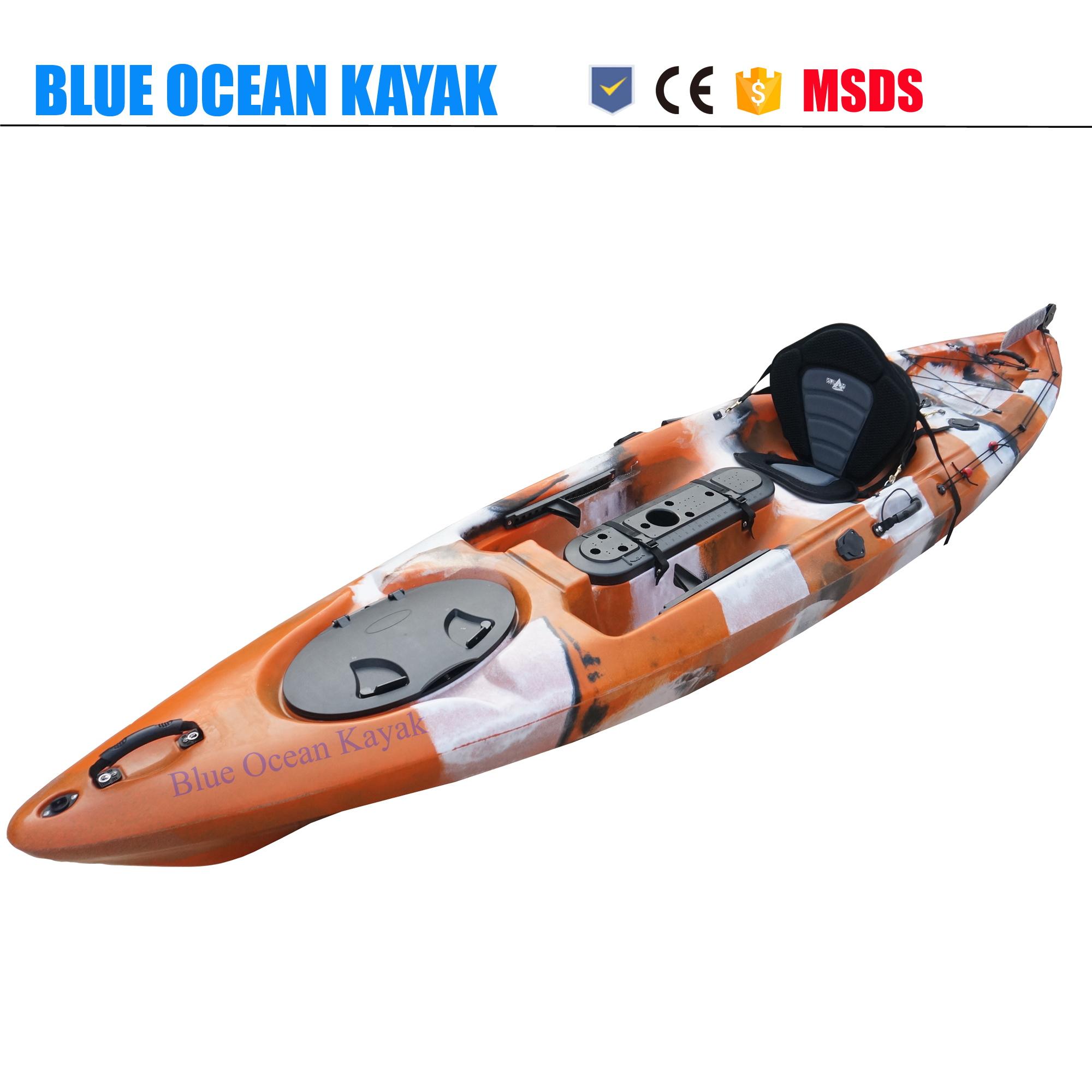 Single Person Fishing Kayak/cheap Kayaks - Buy Fishing Kayak
