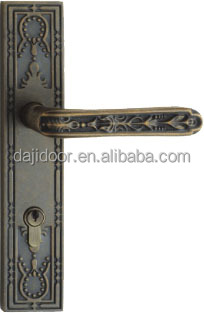 Classic Door Lock With <strong>Handle</strong> C2097783-ET-ABL