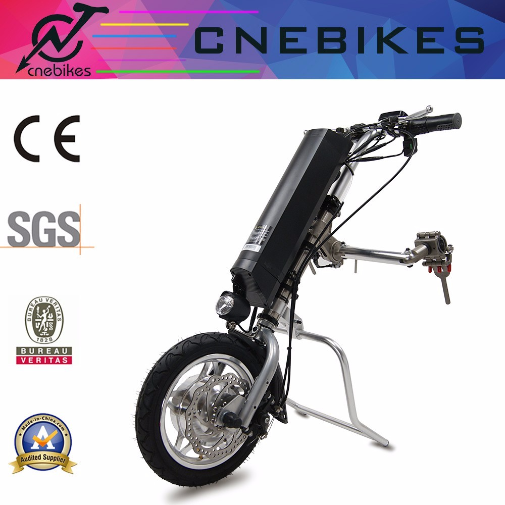 best sale electric wheelchair handcycle with joystick controller