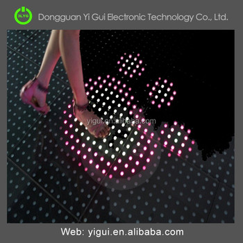 Factory Direct Sale 3d Dance Mat With Controller For Club
