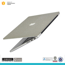 Real natural cement cover for apple laptop