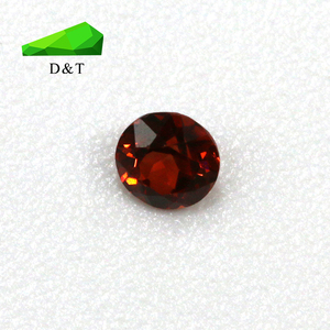 3mm Hot sale carat price oval Cut Loose natural yellow Garnet Gemstones