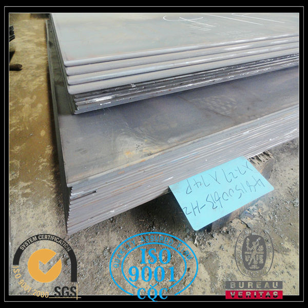High quality steel sheet price list in China