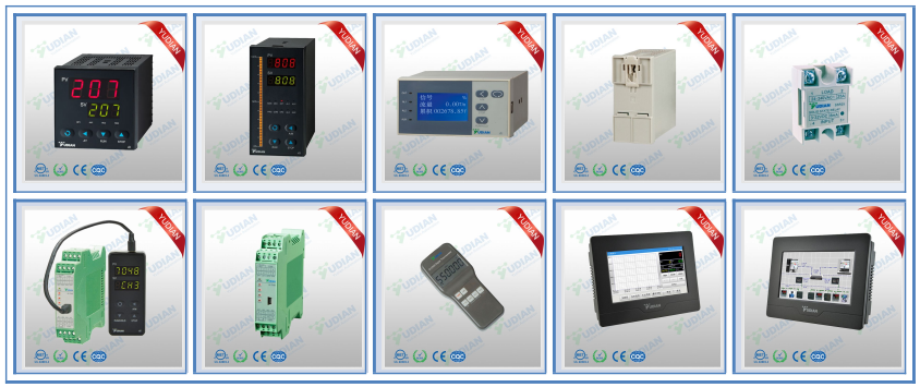 electronics dual display fuzzy logic programmable communication controller