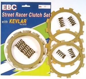 EBC - SRC80 - SRC Race/Sport Kevlar Series Clutch Kit