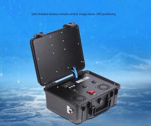 Portable Long Distance Intercept Drone Jammer Anti System Equipment