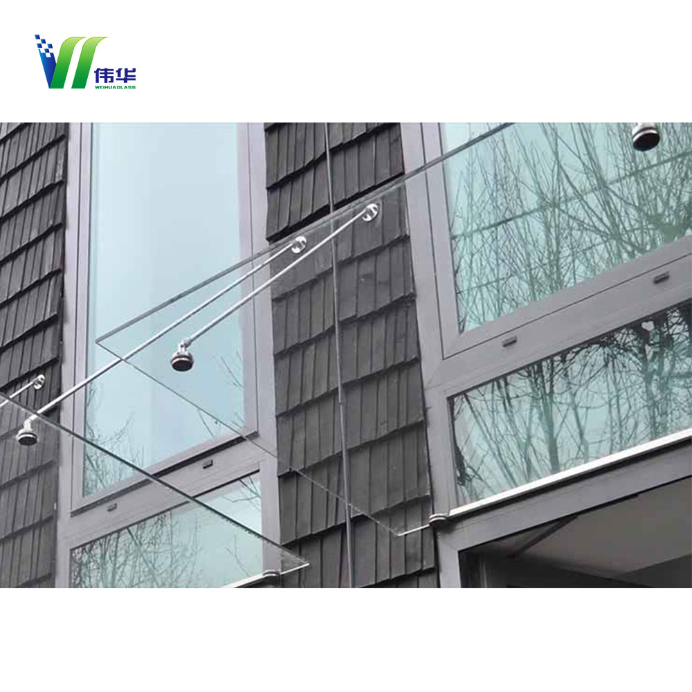 China Glass Awnings Canopies Manufacturers And Suppliers On Alibaba
