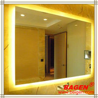 Modern Led Light Mirror,Led Backlit Mirror,Modern Bathroom ...