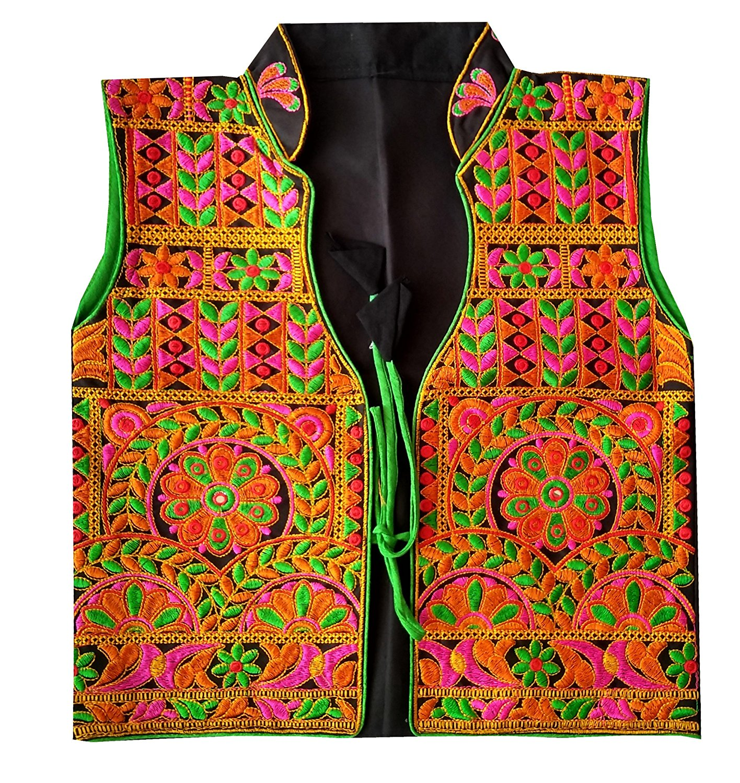 Fensajomon Womens African Print Dashiki Full Zip Baseball Bomber Jacket Coat