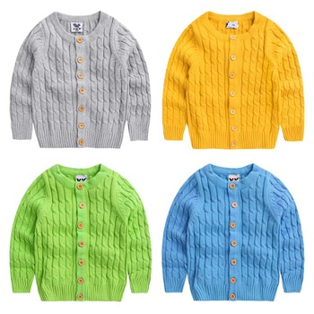 4c3db4eb4 Wholesale Baby Boys Cardigan Design Knit V Shape Sweater From China ...