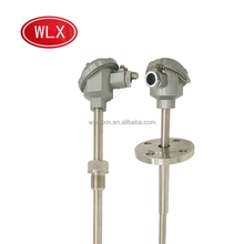 K Type Sheathed Thermocouples