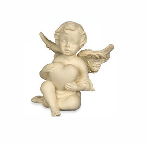 Custom made best home decoration gift resin polyresin baby angel figurines wholesale