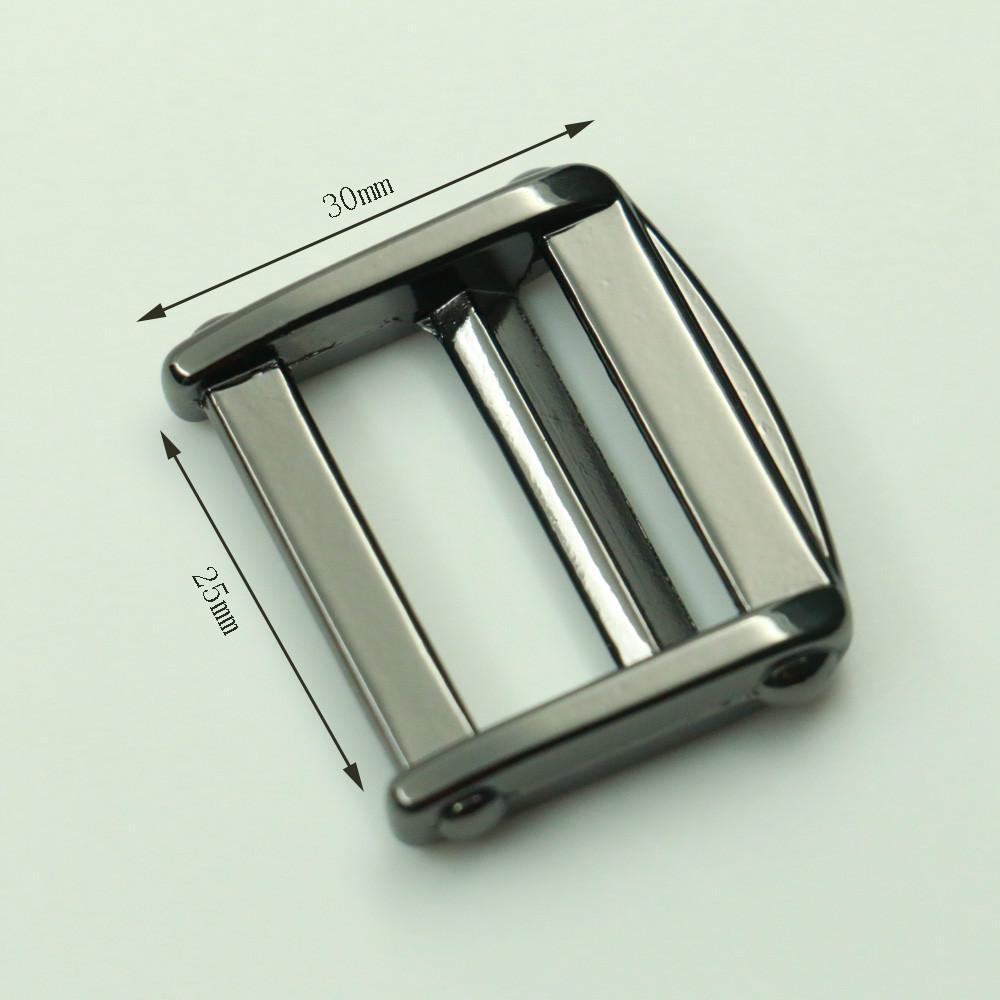 High Quality Eco-friendly Metal 25mm Webbing Strap Slide Buckle ...