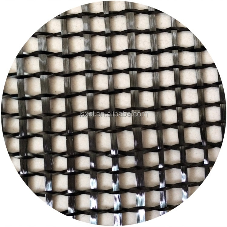 Carbon Fiber Screen Mesh Fiber Mesh Reinforced Concrete