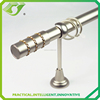 Latest curtain designs Aluminium beaded curtain rod