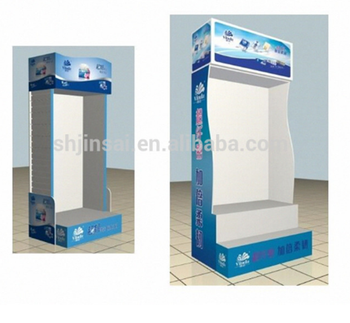 Best Selling Customer Size Honey Display Stand
