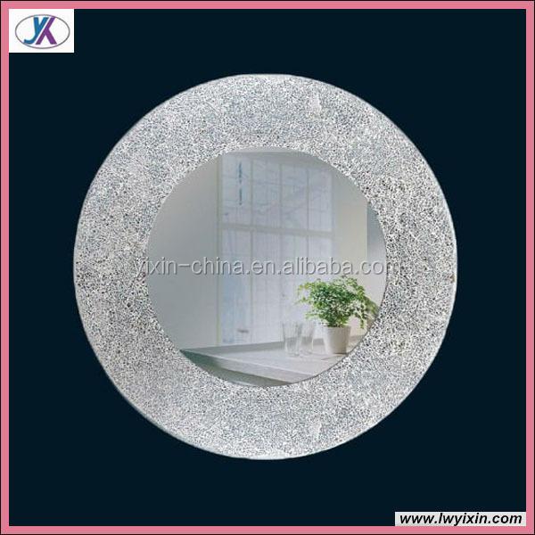 Diseño Moderno Decoración Pared Espejo Mosaico - Buy Espejo Mosaico ...