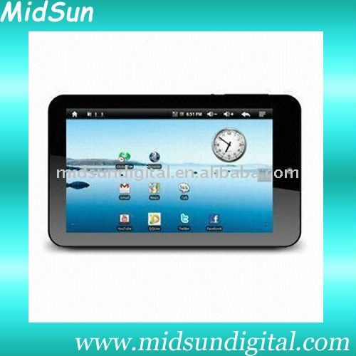 8 inch Marvell PXA166 tablet pc,mid,Android 2.3,Cotex A9,1.2Ghz,Build in 3G,WIFI GPS,Bluetooth,GSM,WCDMA,Call Phone