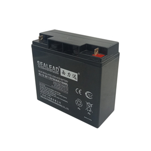 High quality 12v 20ah sealed lead acid solar battery with cheap price