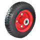 220mm 2.80/2.50-4 Pneumatic and PU Foam Rubber Wheel Tyre for Trolley
