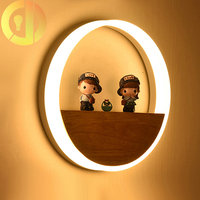 Modern led wall light children night lamp indoor wall lighting