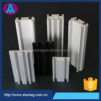 China factory extruded aluminum track