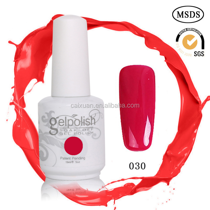 Best selling Caixuan Fabriek Groothandel Prijs gel polish nail art levert bouwen uw eigen merk greenstyle gel polish uv gel