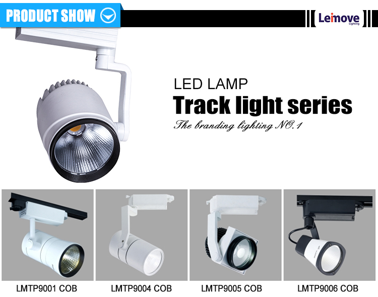 Leimove commercial lighting led track light hot-sale free design-4
