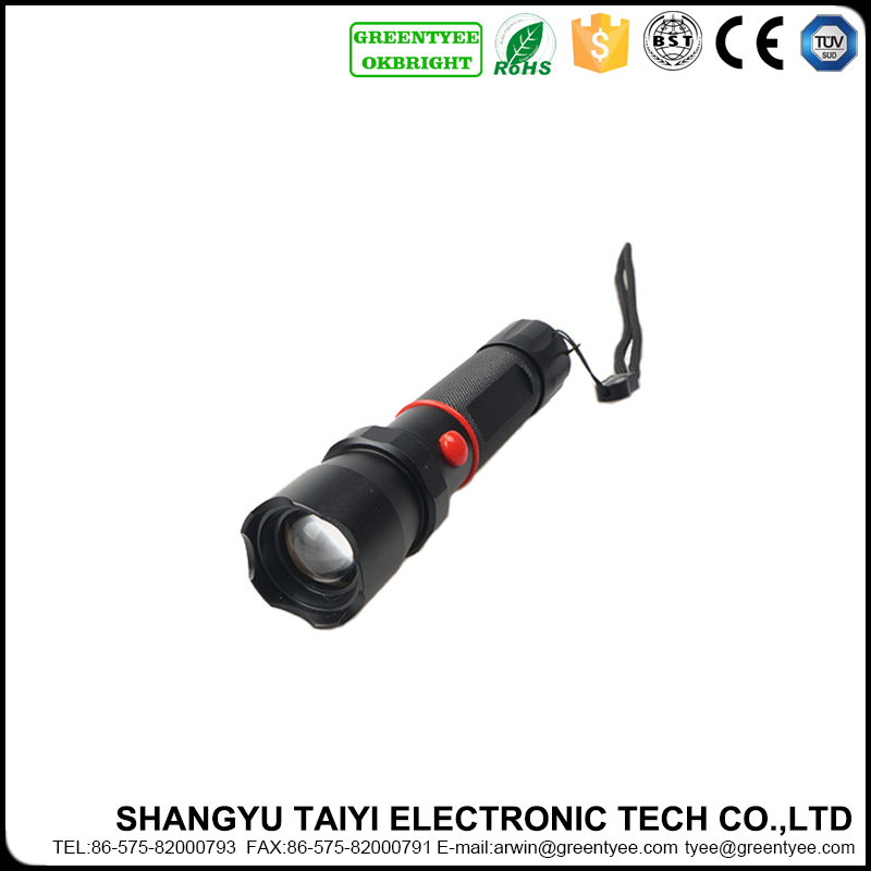 Easy to use uniquefire uf-t20 ir led torch flashlight torch