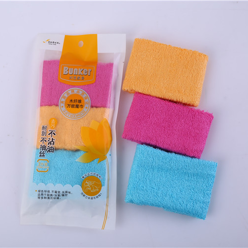Competent 2 Pcs Multi-purpose Microfiber Soft Glass Polishing Cloth For Dishes Eyeglasses Pure White And Translucent Household Supplies & Cleaning