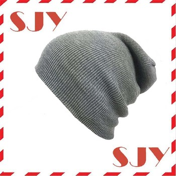 Wholesale Custom Winter Spandex Beanie Hats Wholesale Slouchy Beanie ... 682dc5350