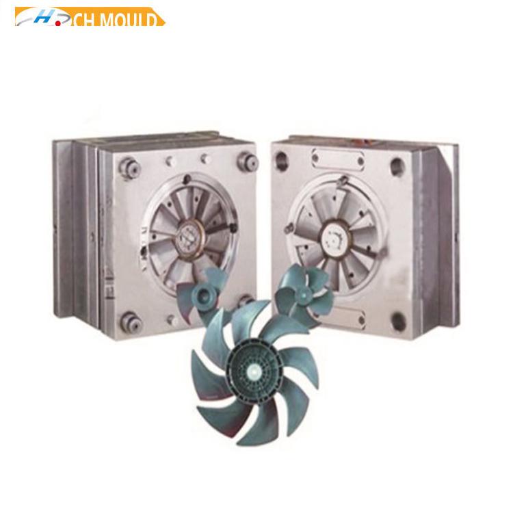 Resultado de imagen para molde de inyeccion de paleta ventilador
