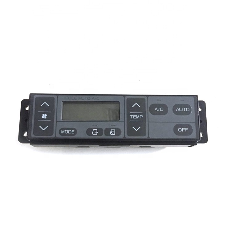 4692239 ZX200-3 ZAX330 Excavator Air Conditioner Controller Control Panel A//C Panel P//N
