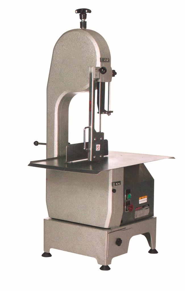 ZJG350 máquina de sierra para huesos de carne / cuchillo eléctrico para corte de huesos / sierra de cinta máquina de corte de pescado congelado