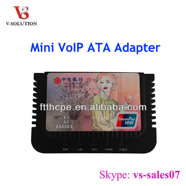 best voip gateway,2FXS+2FE Telephone Adaptor, ATA322