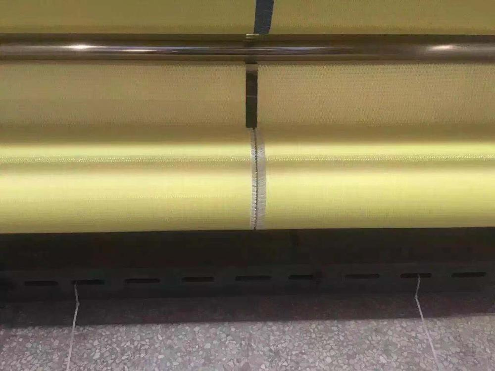 280gsqm Unidirectional Aramid Fiber UD Para Aramid Fiber Fabric