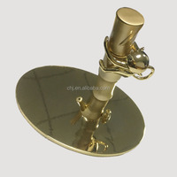Shenzhen metal electroplating factory to provide stainless steel zinc alloy aluminum vacuum plating IP gold processing