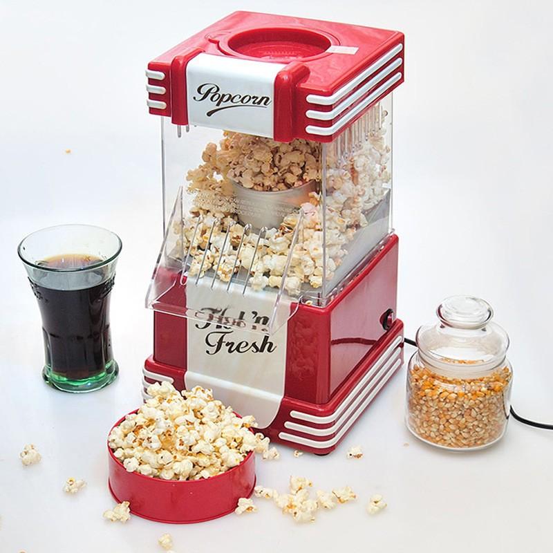 Oem 1200w Ac110-240v Hot Air Popcorn Maker