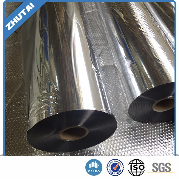 Metalized PET/PVC/BOPP/CPP Twist packaging Film