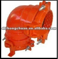 Elbow pipe fitting casting,clamp pipe fitting casts and accessories