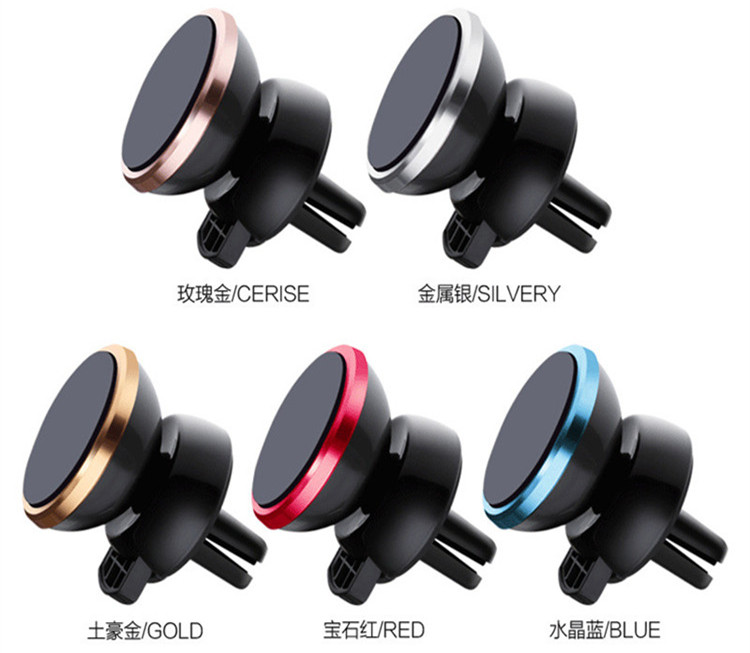 Wholesale Mobile Phone Accessories Magnetic Mobile Phone Stand for iPhone GPS Stand Holder