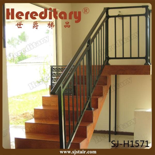 Custom Prefab Metal Stair Railing Indoor For Sale