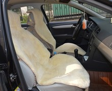 lambskin seat cover for cars cute style and customized