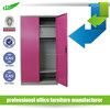Two Doors Steel Wardrobe, Closet Locker, Cloth Cabinet