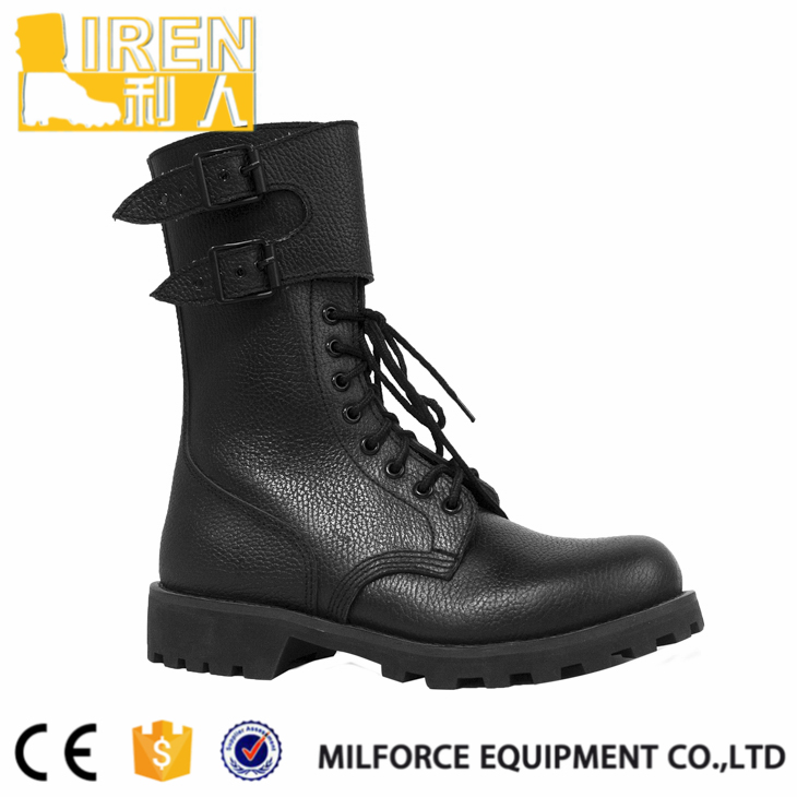 Liren-Custom made high ankle army ranger combat boots for men