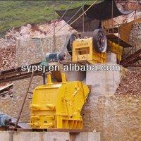 Impact crushing plant, impact crushing line, impact crushing equipments
