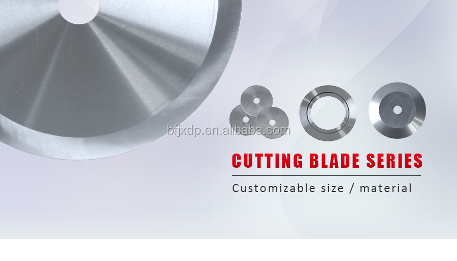 Chinese Leveranciers Rotary Cutter Blade Houders
