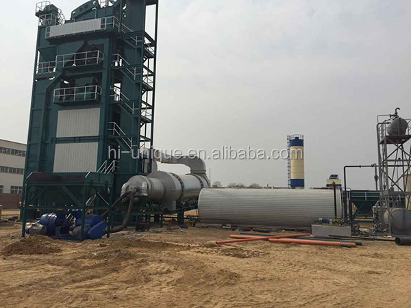 Top quality Asphalt recycling mixing plant