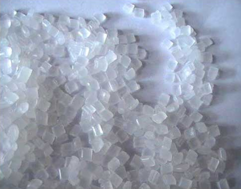 RECYCLED LDPE (MIXED A) RESIN/Virgin LDPE granules film grade